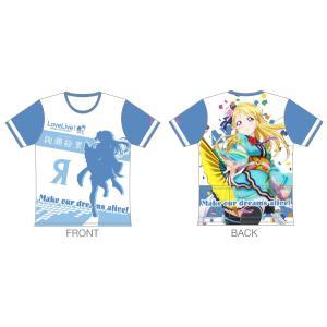 「ラブライブ!」 ツーリングTシャツ 【絢瀬絵里Ver.】 sunvolt-store