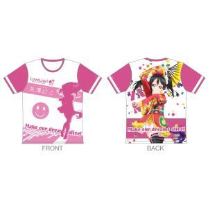 「ラブライブ!」 ツーリングTシャツ 【矢澤にこVer.】 sunvolt-store