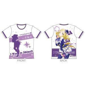 「ラブライブ!サンシャイン!!」 ツーリングTシャツ 【小原鞠莉Ver.】 sunvolt-store