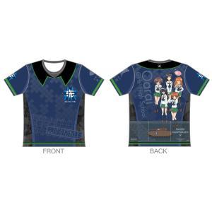 「ガールズ&パンツァー 最終章」 ツーリングTシャツ 【大洗女子学園Ver.】 sunvolt-store