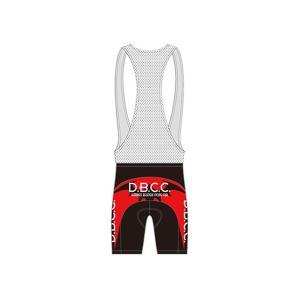 《予約販売分》「ろんぐらいだぁす!」 サイクルビブショーツ 【DBCC Ver.】|sunvolt-store