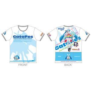 「がたふぇすVol.10 デジタルアンバサダー:ニパ子」ツーリングTシャツ sunvolt-store