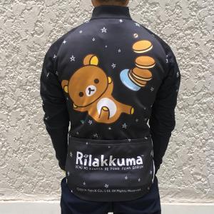 リラックマ ウインターシールドジャケット(宇宙でだららん・A)|sunvolt-store|02
