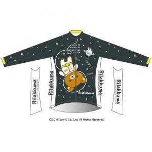 リラックマ ウインターシールドジャケット(宇宙でだららん・A)|sunvolt-store|03