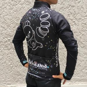 リラックマ ウインターシールドジャケット(宇宙でだららん・B)|sunvolt-store|03