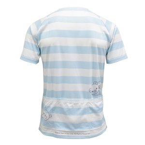 リラックマ バックポケットTシャツ(しましまエブリデイ)|sunvolt-store|02