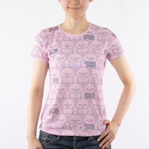 リラックマ アクティビティTシャツ (ピンク)|sunvolt-store
