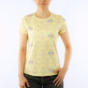 《予約販売分》リラックマ アクティビティTシャツ (イエロー) sunvolt-store