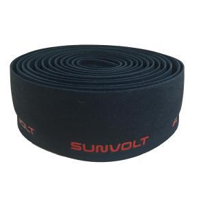 SUNVOLT バーテープセット(黒×赤)|sunvolt-store