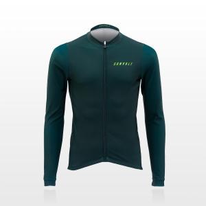 プレミアムサーモジャケット(グリーン)|sunvolt-store