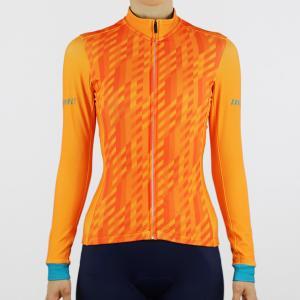 レディースプレミアムサーモジャケット(オレンジ)|sunvolt-store