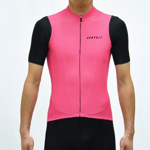 【SALE 20%OFF】TEAM半袖ジャージ(ピンク)|sunvolt-store