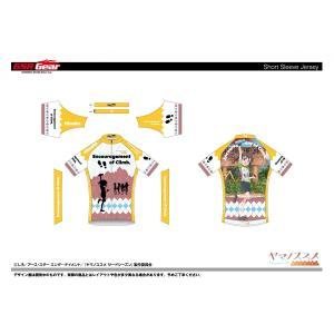 《予約販売分》ヤマノススメ サードシーズン サイクルジャージ 倉上ひなたVer.|sunvolt-store