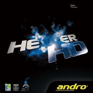andro(アンドロ) ヘキサーエイチディー/HEXER HD 112208 卓球ラバー 回転テンション系裏ソフトラバー(テンゾーバイオス4G) 卓球用品【DM便利用可】|sunward
