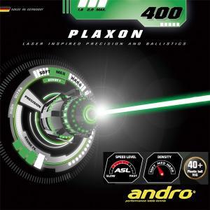 andro(アンドロ) プラクソン400/PLAXON400 112251 卓球ラバー スピードテンション系裏ソフトラバー(テンゾーバイオスSS) 卓球用品【DM便利用可】|sunward