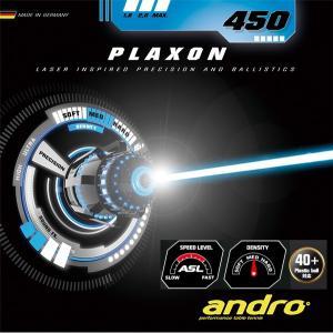 andro(アンドロ) プラクソン450/PLAXON450 112252 卓球ラバー スピードテンション系裏ソフトラバー(テンゾーバイオスSS) 卓球用品【DM便利用可】|sunward