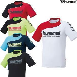 hummel ヒュンメル ハンドボールTシャツ HAP1142H 半袖シャツ|sunward
