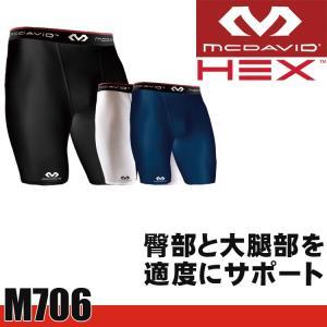 コンプレッション タイツ メンズ マクダビッド McDavid コンプレッションショーツ スポーツタイツ ショートタイツ トレーニングウェア M706|sunward