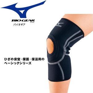 ミズノ 膝サポーター バイオギアサポーター ひざ用 左右兼用 1枚入 50MS310 sunward