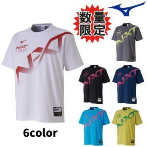 N-XTデザインの限定Tシャツ   ●商品名 ミズノ Tシャツ(ユニセックス) 62JA9Z53  ...
