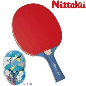 卓球ラケット ニッタク Nittaku 貼り上げラケット Mima S1500 NH-5138