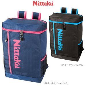 ニッタク Nittaku ハニカムデイパック 卓球 バッグ NK-7514 卓球 リュック スポーツバッグ sunward