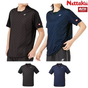 卓球ユニフォーム ニッタク Nittaku スライプシャツ メンズ レディース NW-2198