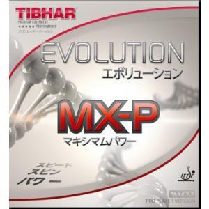 卓球ラバー TIBHAR ティバー エボリューション MX-P 4530141|sunward