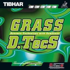 卓球ラバー TIBHAR ティバー グラスディーテックス Grass D.TecS 4530234|sunward