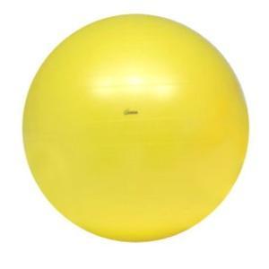 ボディーボール 45cm (イエロー) アンチバーストタイプ  トーエイライト  H-7260 エクササイズボール|sunward