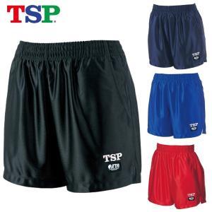 TSP ティカロパンツ 男女兼用 ジュニア 卓球ゲームパンツ 031153 卓球用品 キッズ sunward