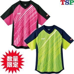 (数量限定セール)TSP デルニエシャツ 卓球ユニフォーム 031436 sunward
