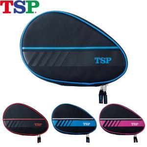 卓球ラケットケース TSP ロングランデールケース 卓球バッグ ブラック レッド ブルー ピンク VICTAS 040509|sunward