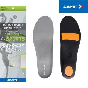 ZAMST ザムスト インソール スポーツ Footcraft Cushioned for SPORTS 37971|sunward