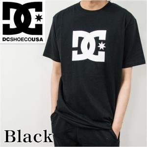 DC SHOES ディーシーシュー Tシャツ メンズ スターロゴプリント 半袖Tシャツ 5126J701 sunwear