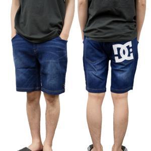 DC SHOES ディーシーシュー メンズ デニム風 スウェット ショートパンツ ハーフパンツ 5128J707 sunwear