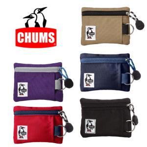 CHUMS チャムス エコ キー コインケース CH60-0856|sunwear