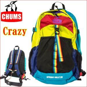チャムス CHUMS リュックサック デイパック NEW Spring Dale(25L)Day Pack メンズ レディース CH60-2070|sunwear