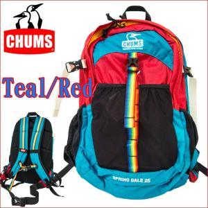 チャムス CHUMS リュックサック デイパック NEW Spring Dale(25L)Day Pack メンズ レディース CH60-2070|sunwear|02