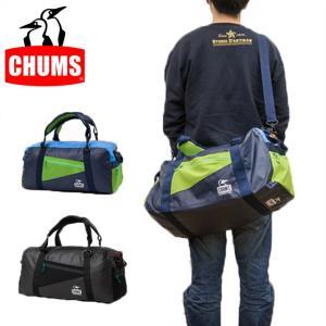 チャムス CHUMS バッグ ボックスエルダー3Wayダッフル ボストン 撥水加工 メンズ&レディース CH60-2132|sunwear