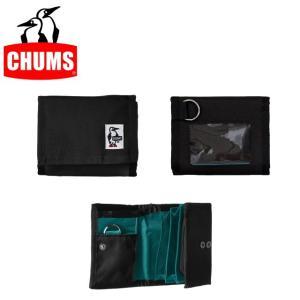CHUMS チャムス 財布 エコ マルチ ウォレット 男女兼用 CH60-2194|sunwear