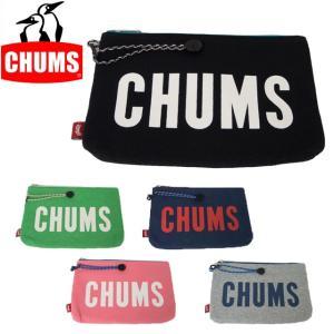 チャムス CHUMS ポーチ Big Pouch Sweat ビッグポーチ スウェット メンズ レディース CH60-2363|sunwear