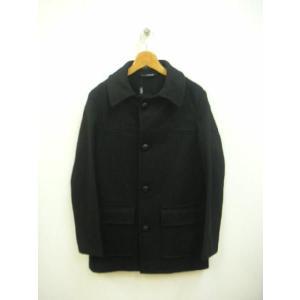 セール Gloverall(グローバーオール) メンズ やや細め ステンカラーコート#3207MM(リッチフィールドカーコート ショップコート)|sunwear
