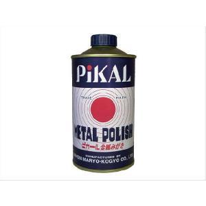 日本磨料 乳化性液状金属磨き ピカール液 500g|sunwel