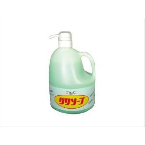 日本磨料 手洗い石鹸 グリソープ 1.5kg|sunwel