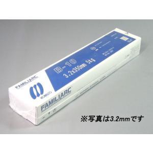 神戸製鋼/KOBELCO アーク溶接棒 B-10 2.6mm (5kg)|sunwel