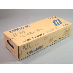 神戸製鋼/KOBELCO アーク溶接棒 B-10 4.0mm (20kg)|sunwel