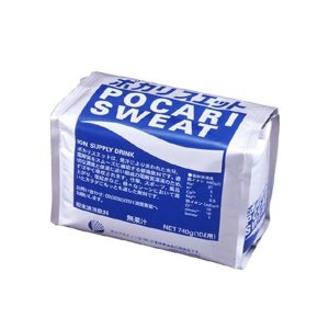 大塚製薬 ポカリスエット 粉末  パウダー10L用×10袋