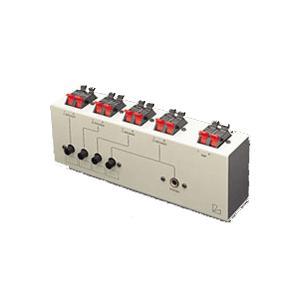 LUXMAN(ラックスマン) スピーカーセレクターAS−5/3  AS-5(III)は1台のアンプか...
