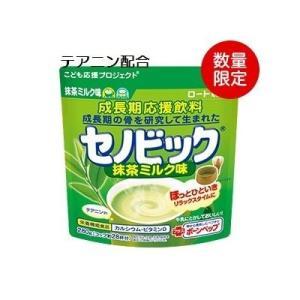 セノビック 抹茶ミルク味(280g×1袋) ロート製薬の商品画像